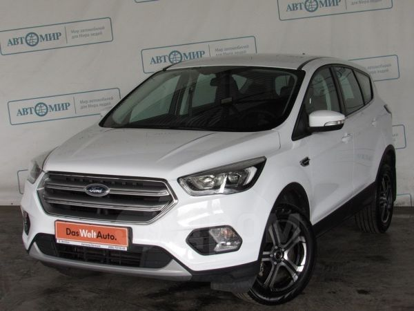Ford Kuga, 2018 год, 1 430 000 руб.