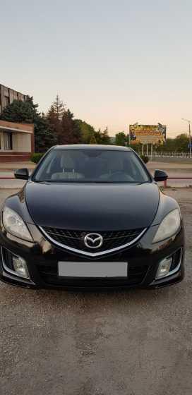 Натухаевская Mazda6 2008