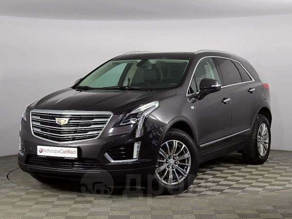 Cadillac XT5, 2016 год, 2 065 000 руб.
