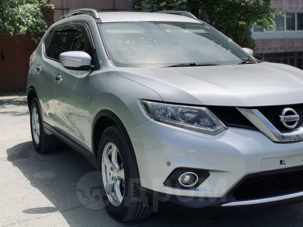 Nissan X-Trail, 2015 год, 1 070 000 руб.