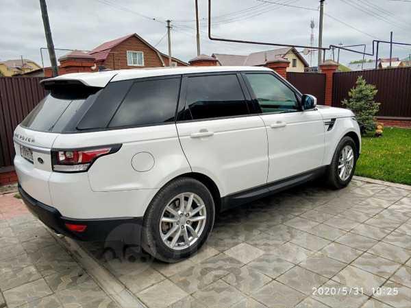 Land Rover Range Rover Sport, 2016 год, 2 850 000 руб.