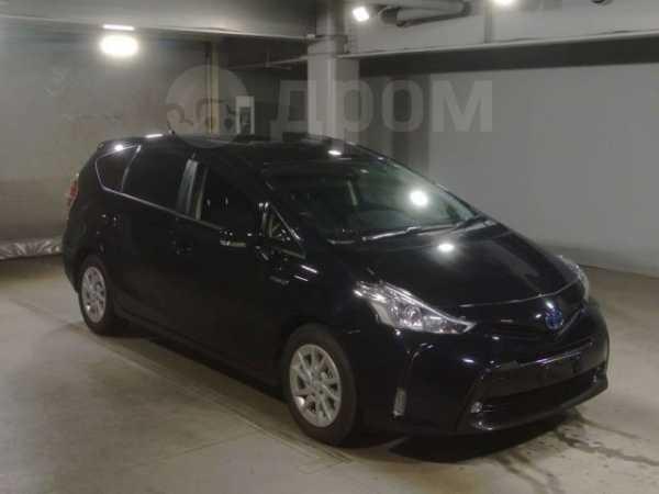 Toyota Prius a, 2016 год, 1 200 000 руб.