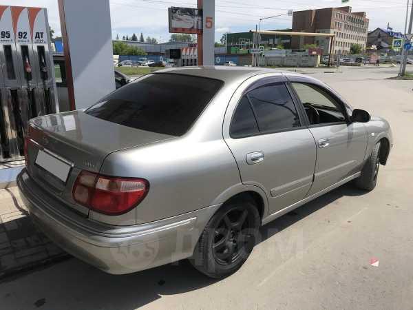 Nissan Bluebird Sylphy, 2002 год, 249 000 руб.