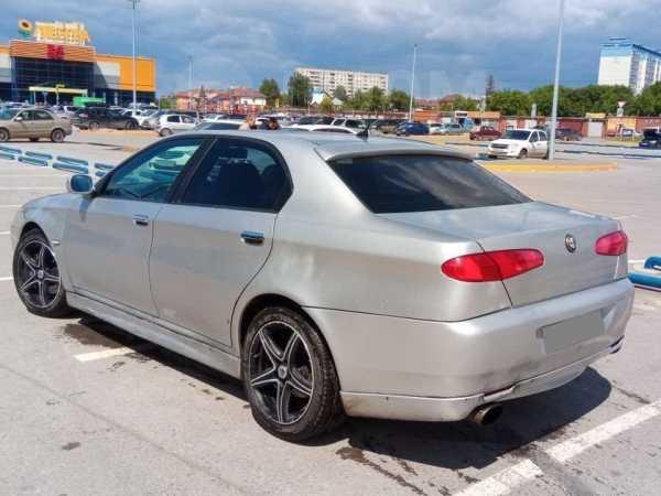 Alfa Romeo 166, 1999 год, 240 000 руб.