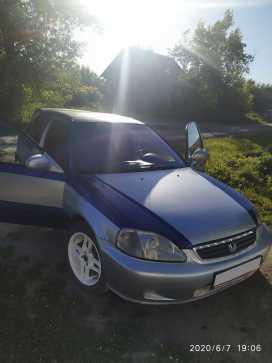 Тугулым Civic 1999