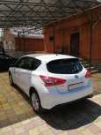 Nissan Tiida, 2015 год, 620 000 руб.
