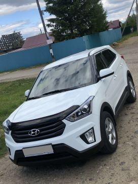 Мегет Hyundai Creta 2018