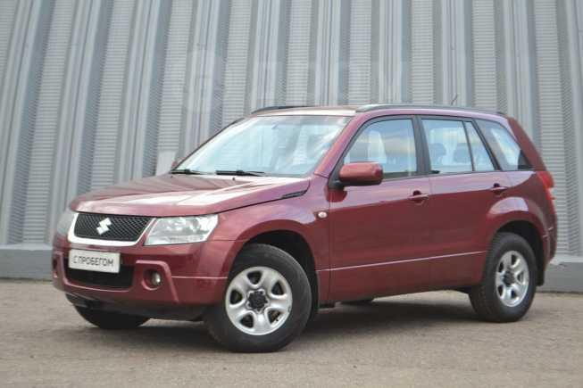 Suzuki Grand Vitara, 2007 год, 485 000 руб.