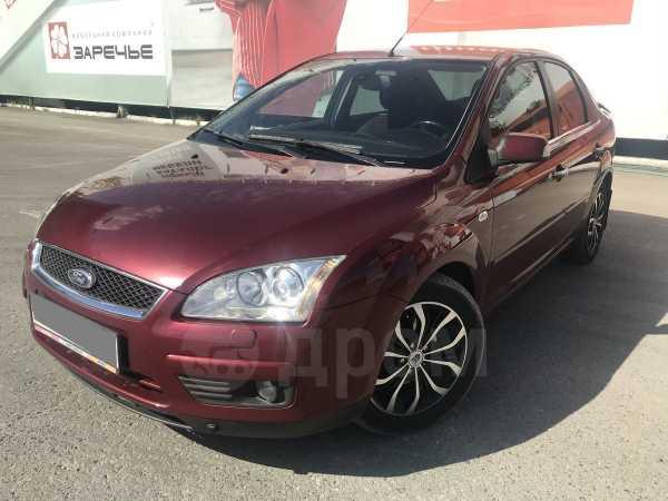 Ford Focus, 2007 год, 345 000 руб.
