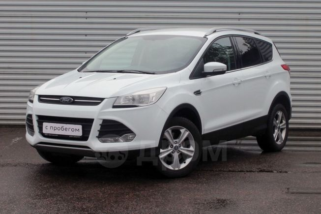 Ford Kuga, 2016 год, 940 000 руб.