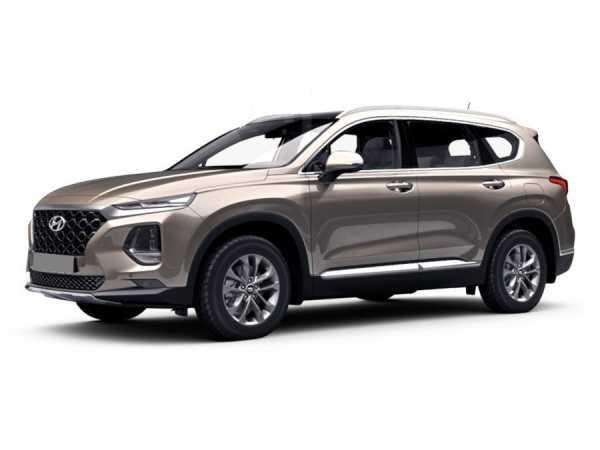 Hyundai Santa Fe, 2020 год, 3 019 000 руб.