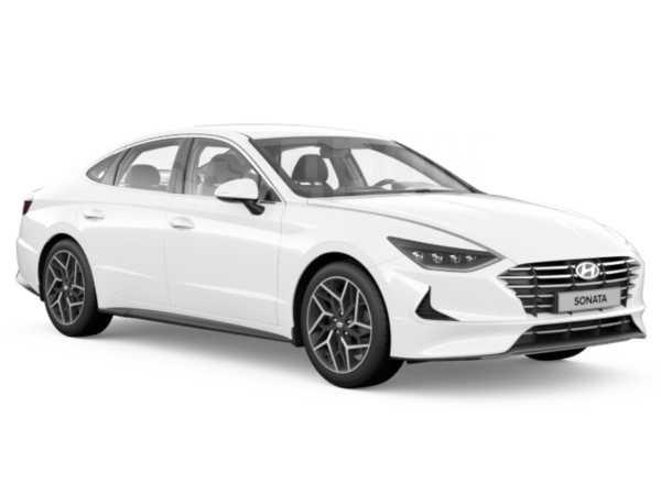 Hyundai Sonata, 2020 год, 1 659 000 руб.