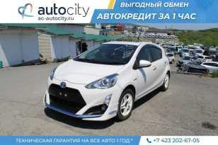 Владивосток Toyota Aqua 2015