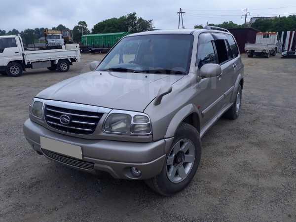 Suzuki Grand Escudo, 2002 год, 500 000 руб.