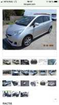 Toyota Ractis, 2015 год, 685 000 руб.