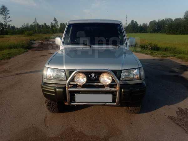 Hyundai Galloper, 1998 год, 319 000 руб.