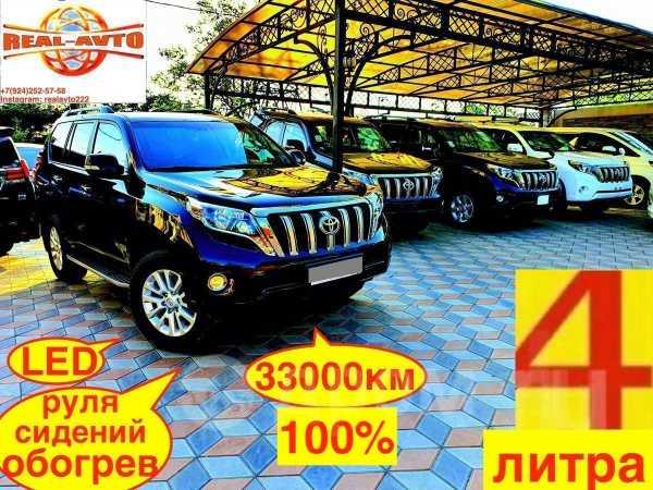 Toyota Land Cruiser Prado, 2017 год, 2 899 999 руб.