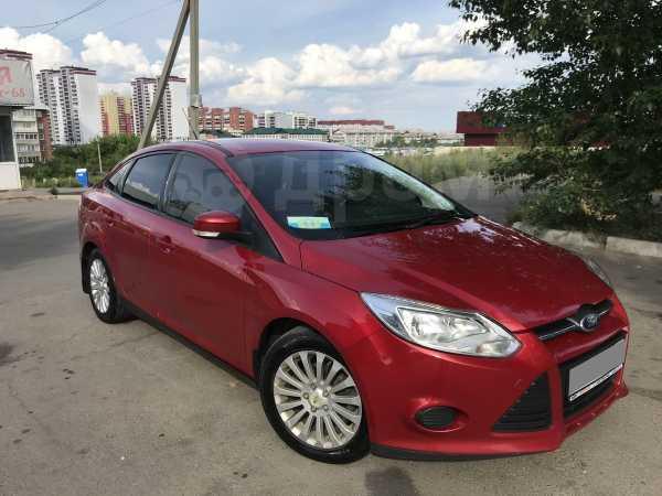 Ford Focus, 2013 год, 545 000 руб.