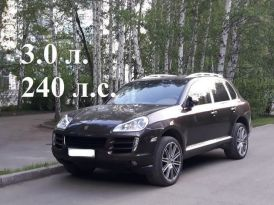 Томск Cayenne 2009