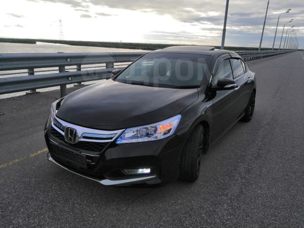 Honda Accord, 2014 год, 1 500 000 руб.