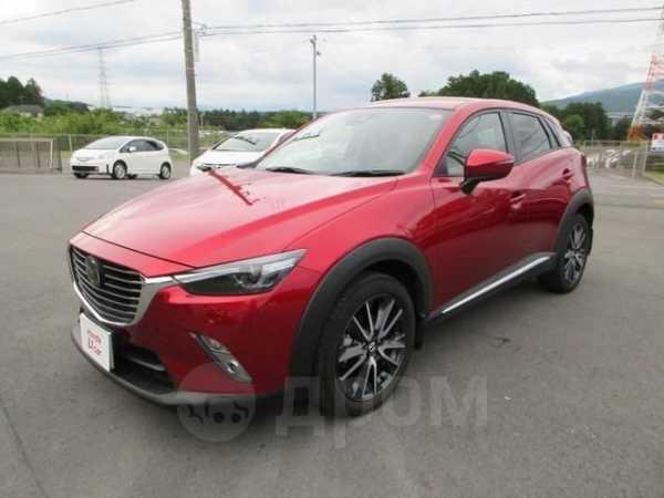 Mazda CX-3, 2017 год, 660 000 руб.