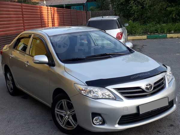 Toyota Corolla, 2011 год, 615 000 руб.