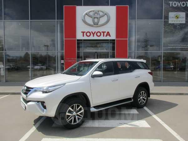 Toyota Fortuner, 2020 год, 3 311 955 руб.
