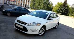 Челябинск Ford Mondeo 2011