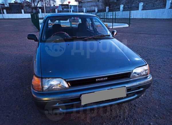 Toyota Starlet, 1991 год, 108 000 руб.