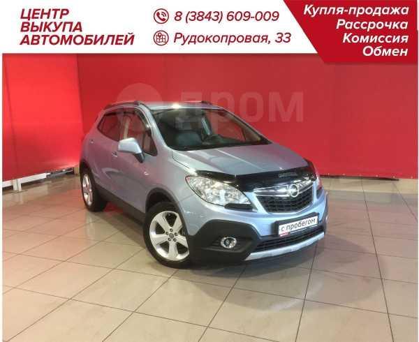 Opel Mokka, 2013 год, 789 900 руб.