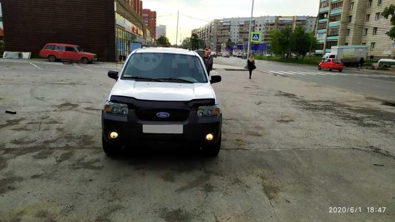 Ford Escape, 2004 год, 370 000 руб.