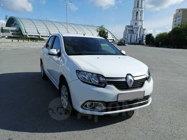 Renault Logan, 2017 год, 487 000 руб.