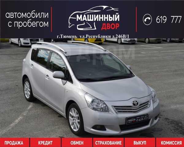 Toyota Verso, 2010 год, 749 888 руб.