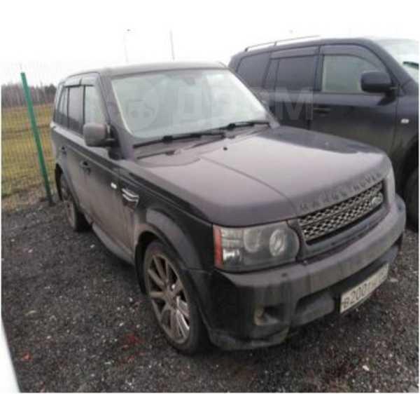 Land Rover Range Rover Sport, 2012 год, 946 000 руб.