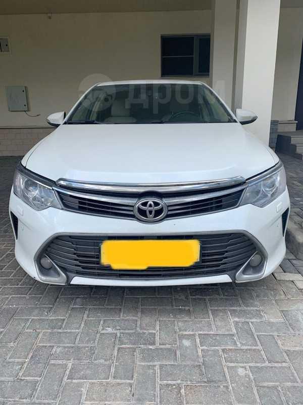 Toyota Camry, 2015 год, 1 142 000 руб.