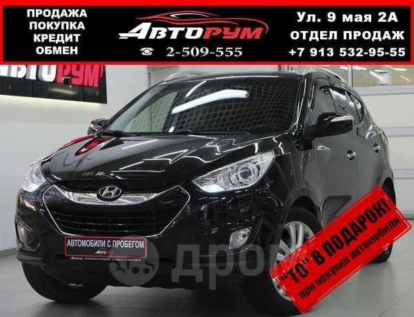 Hyundai Tucson, 2010 год, 777 000 руб.