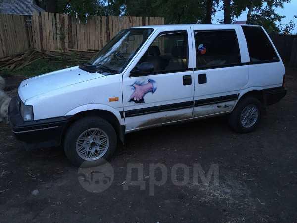 Nissan Prairie, 1988 год, 120 000 руб.