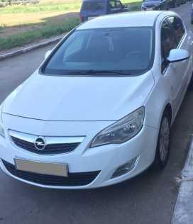Оренбург Astra 2012
