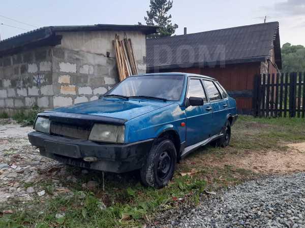 Лада 21099, 1998 год, 18 000 руб.