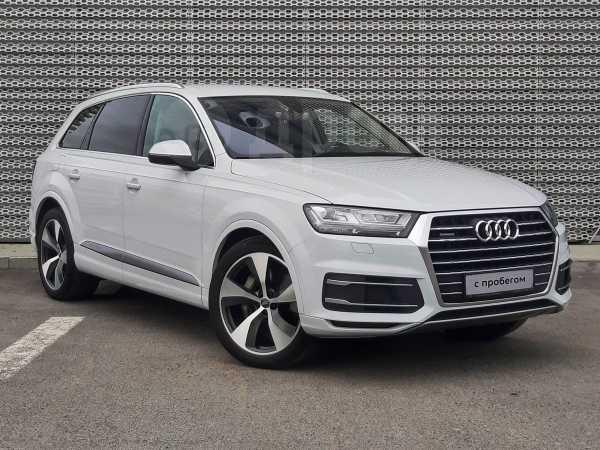 Audi Q7, 2015 год, 2 590 000 руб.