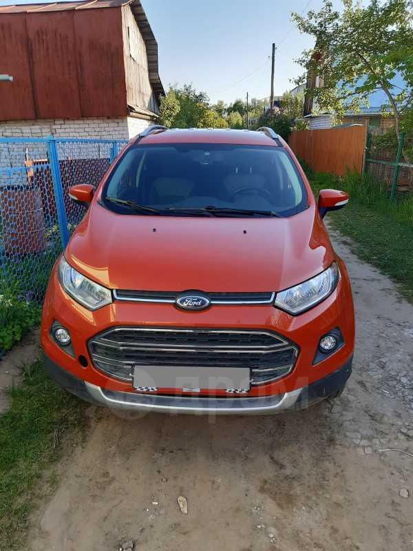 Ford EcoSport, 2017 год, 620 000 руб.