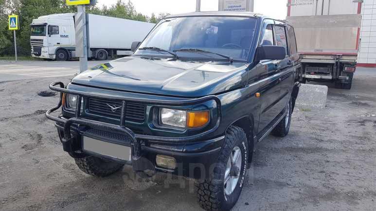 УАЗ Симбир, 2003 год, 130 000 руб.