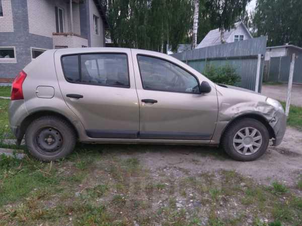 Renault Sandero, 2010 год, 200 000 руб.