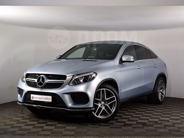 Mercedes-Benz GLE Coupe, 2016 год, 3 387 000 руб.
