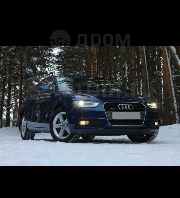 Audi A4, 2013 год, 1 250 000 руб.