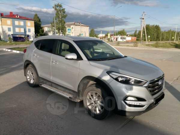 Hyundai Tucson, 2016 год, 1 370 000 руб.