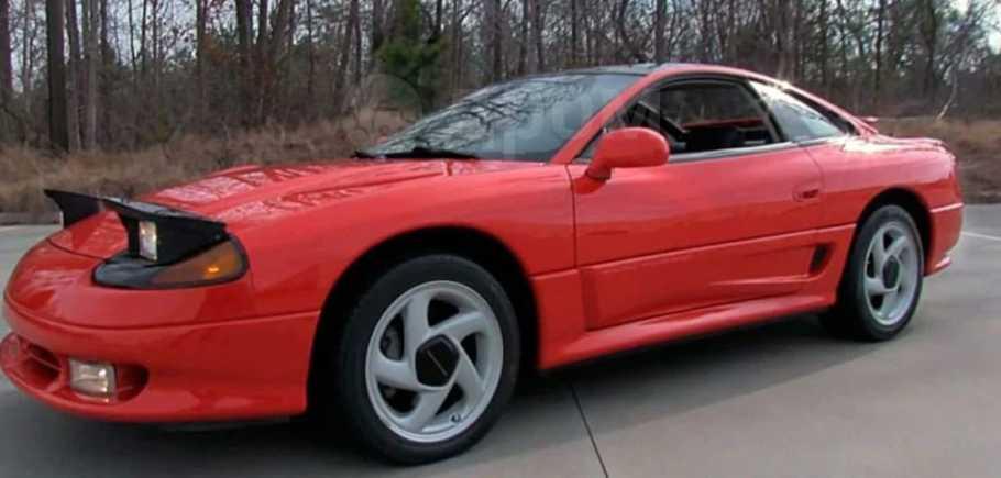 Dodge Stealth, 1991 год, 650 000 руб.