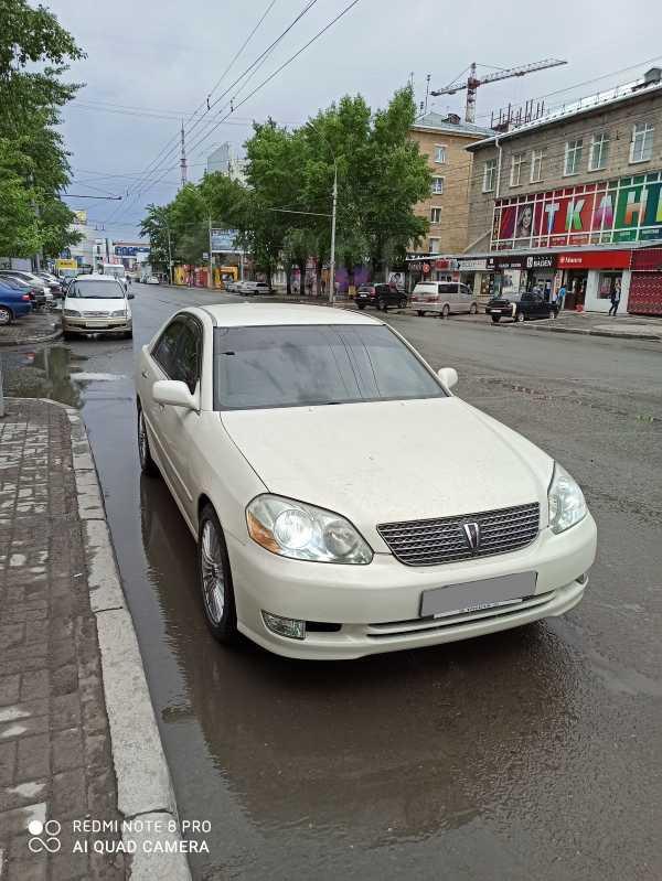 Toyota Mark II, 2000 год, 445 000 руб.