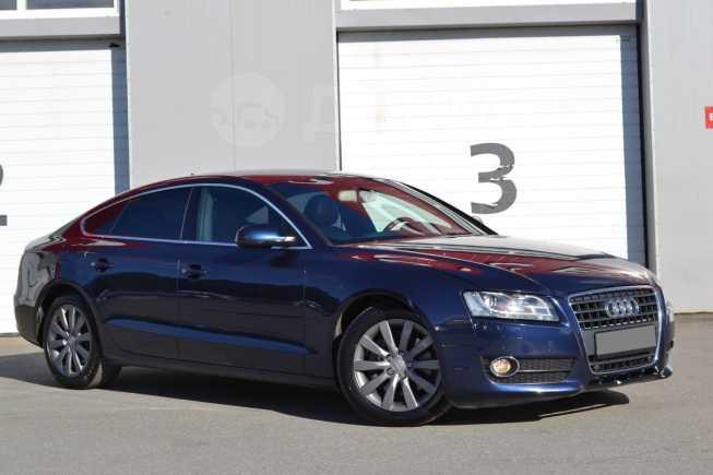 Audi A5, 2010 год, 750 000 руб.