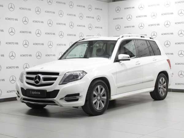 Mercedes-Benz GLK-Class, 2013 год, 1 020 000 руб.